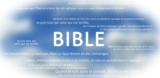 La Sainte Bible, Louis Segond pc screenshot