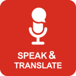 Speak and Translate All Languages Voice Translator APK icon