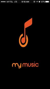Mymusic APK screenshot 1