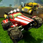Crash Drive 2: 3D racing cars icon