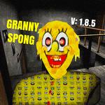 Horror Sponge Granny V1.8: The Scary Game Mod 2020 icon