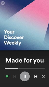 spotify music screen 1
