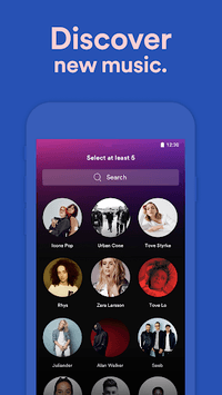 Spotify - Music and Podcasts APK screenshot 1