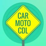 DRIVER START - Permit Test - Driver's License Test icon