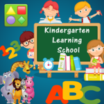 Kindergarten Learning School icon