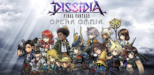DISSIDIA FINAL FANTASY OPERA OMNIA pc screenshot