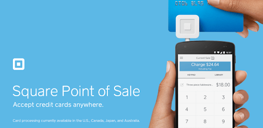 Square Point of Sale - POS pc screenshot