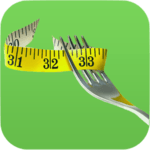 Diets for losing weight icon