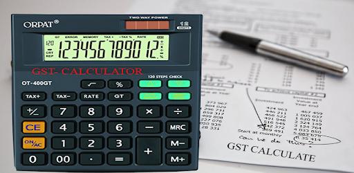 India Gst Calculator pc screenshot