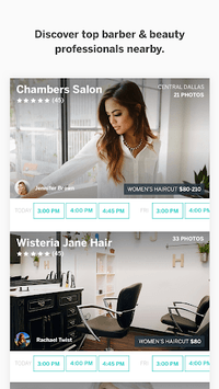 StyleSeat - Book Beauty & Salon Appointments APK screenshot 1