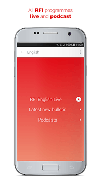 RFI Pure radio APK screenshot 1