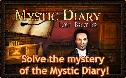 Mystic Diary - Hidden Object apk screenshot 1