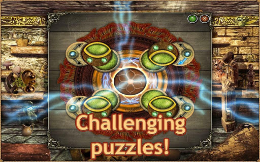 Mystic Diary - Hidden Object apk screenshot 2