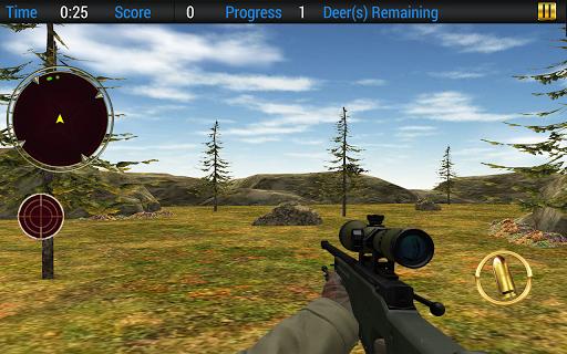 Jungle Hunting & Shooting V2 apk screenshot 1