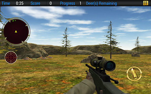 Jungle Hunting & Shooting V2 apk screenshot 2