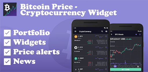 Bitcoin price - Cryptocurrency widget for PC - Free ...