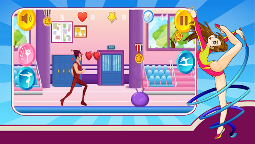 Magical Princess Gymnastic Club APK screenshot 1