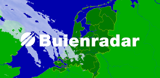 Buienradar - weer pc screenshot