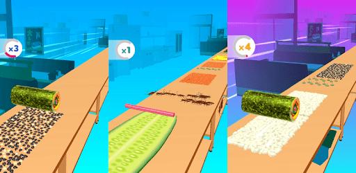 Sushi Roll 3D - Cooking ASMR Game pc screenshot
