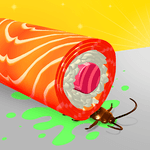 Sushi Roll 3D - Cooking ASMR Game APK icon