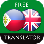 Filipino - English Translator icon