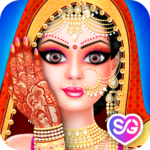 Gopi Doll Wedding Salon - Indian Royal Wedding for pc icon