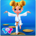 Karate Girl vs. School Bully-Based on true stories for pc icon