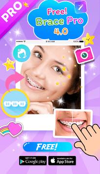 Braces Teeth Booth 2.0 screenshot 2
