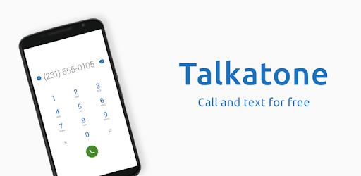 Talkatone: Free Texts, Calls & Phone Number pc screenshot