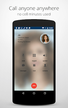 Talkatone: Free Texts, Calls & Phone Number pc screenshot 1