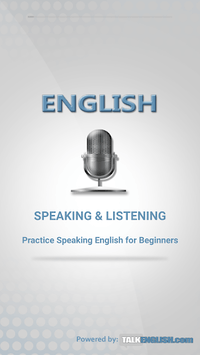 English Speaking Practice APK screenshot 1