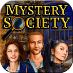 Hidden Objects: Mystery Society Crime Solving icon