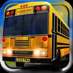 School Bus Driver 3D Simulator icon