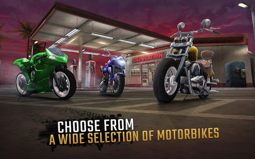 Moto Rider GO: Highway Traffic APK screenshot 1