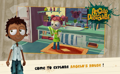 Angelo Rules - Crazy day APK screenshot 1