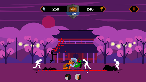 Stick Fight 2 screenshot 2