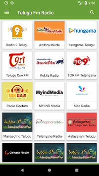 Telugu Fm Radio HD APK screenshot 1