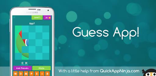 Guess the Game, Application! pc screenshot