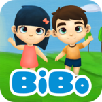 Learn Reading, Speaking English for Kids - BiBo for pc icon