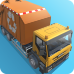 Garbage Truck Simulator PRO 2017 APK icon