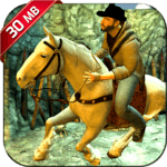 Temple Horse Run 3D for pc icon