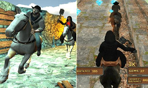 Temple Horse Run 3D APK screenshot 1