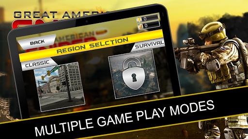 Great American Sniper APK screenshot 1