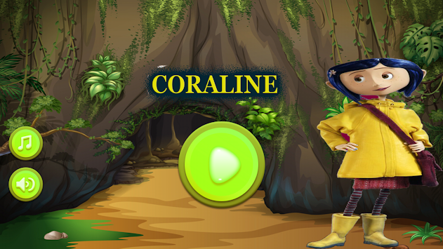 Coraline Adventure pc screenshot 1