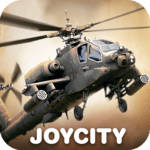 GUNSHIP BATTLE: Helicopter 3D for pc icon