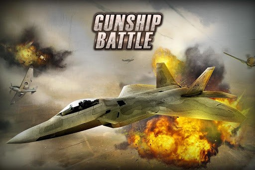 GUNSHIP BATTLE: Helicopter 3D pc screenshot 1