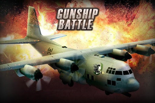 GUNSHIP BATTLE: Helicopter 3D pc screenshot 2