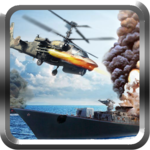 Stealth Helicopter Gunship War apk icon