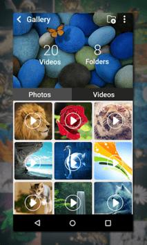 Gallery APK screenshot 1