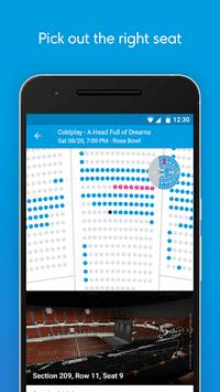 Ticketmaster Event Tickets APK screenshot 1